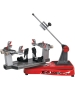 Gamma Progression II 602FC Stringing Machine - Gamma Tennis Stringing Machines Tennis Equipment