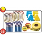 Gamma Quick Kids 36' Court Kit - Tennis For Kids