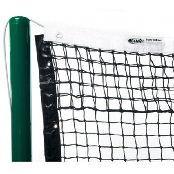 Gamma Super Tuff Net w/ (tapered) Vinyl Headband