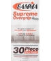 Gamma Supreme Overgrip 30-Pack - Gamma Over Grips