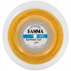 Gamma Synthetic Gut 16g Tennis String (Reel) - String on Sale