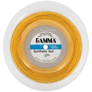 Gamma Synthetic Gut 16g Tennis String (Reel)