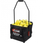 Gamma EZ Basket 150 Tennis Balllhopper - Ball Hoppers & Carts that Hold More than 100 Tennis Balls