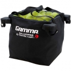 Gamma EZ Travel Cart 150 Ballhopper Bag - Gamma Tennis Ballhoppers