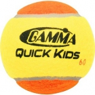 Gamma Quick Kids 60 Orange Tennis Balls (12 Ball Bag) -