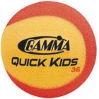 Gamma Quick Kids 36 Red Foam Tennis Balls (12 Ball Bag) -