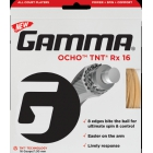 Gamma OCHO TNT Rx 17g Tennis String (Set) - Gamma Tennis String