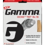 Gamma OCHO TNT Rx 17g Tennis String (Set)
