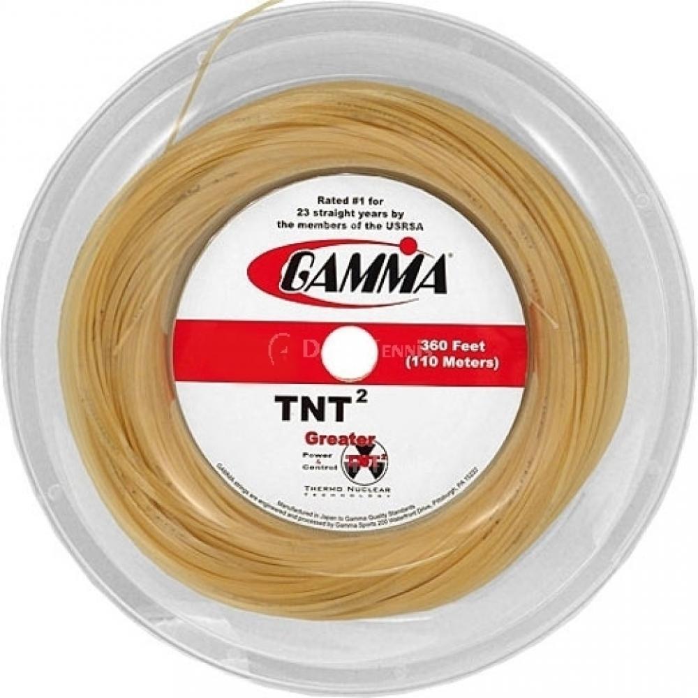Gamma TNT2 16g Tennis String (Reel)