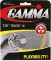 Gamma TNT2 Touch 16g (Set) - Gamma Multi-Filament String