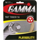 Gamma TNT2 Touch 17g (Set) - Tennis String Categories