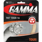 Gamma TNT2 Tour 16g Tennis String (Set) - Gamma Multi-Filament String