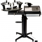 Gamma 7900 ELS 6PT SC Quick Mount w/ LCD Stringing Machine - Gamma Tennis Equipment