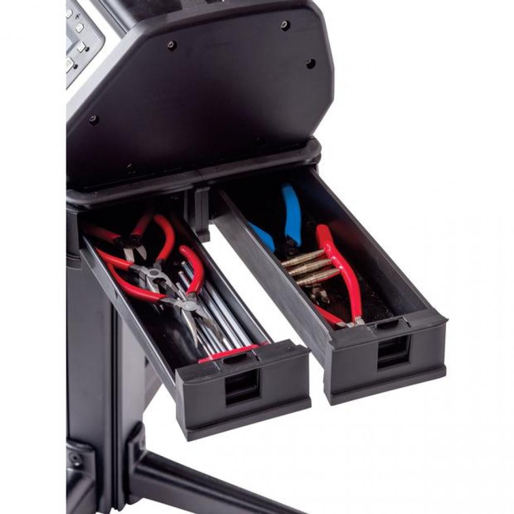 Gamma 7900 ELS 6PT Quick Mount w/ LCD Stringing Machine