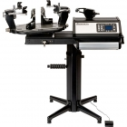 Gamma 8900 ELS 6PT SC Suspension Mount w/ LCD Stringing Machine  - Gamma String Machines