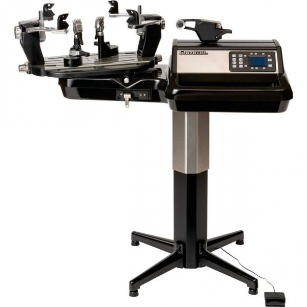 Gamma 9900 ELS 6PT SC Suspension Mount w/ LCD Stringing Machine