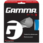 Gamma JET 16g Blue Tennis String (Set) - Gamma Polyester Tennis String