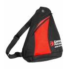 Gamma Pickleball Sling Bag (Black/Red) - Pickleball Bags
