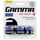 Gamma Pro Wrap Overgrip (3 Pack) - Grips Showcase