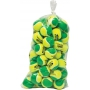 Gamma Quick Kids 78 Green Tennis Balls (60 Ball Bag)