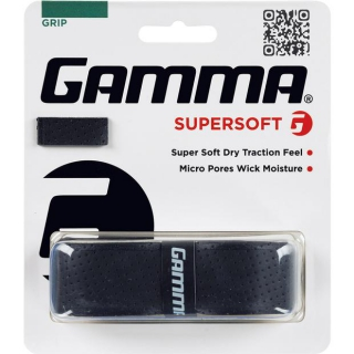 Gamma Supersoft Tennis Racquet Replacement Grip