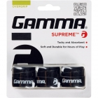 Gamma Supreme Overgrip (3-Pack, Assorted Colors) -