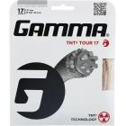 Gamma TNT2 Tour 17g Tennis String (Set) -
