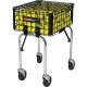 Gamma Travel Cart 220 Ballhopper - Tennis Teaching Carts & Ball Mowers