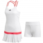 Adidas Women's Tennis Y-Dress (White) -
