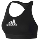 Adidas Women's Don't Rest Tennis Sports Bra (Black) - Adidas Women's Tennis Apparel