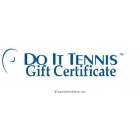 Gift Certificate $350 - Do It Tennis Gift Certificates