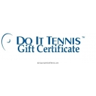 Gift Certificate $75 - Tennis Gift Ideas for Every Level of Player!