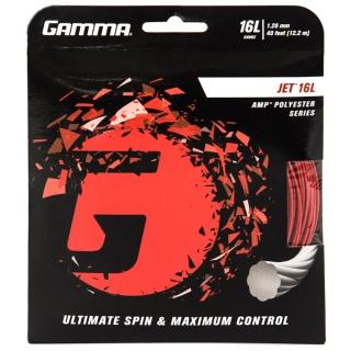 Gamma JET 16g Tennis String (Set)