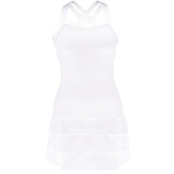 DUC Grace Women's Tennis Dress (White)