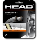 Head Gravity 17g Hybrid (Set) - NEW: Head Gravity Tennis Racquets, Bags & Accessories