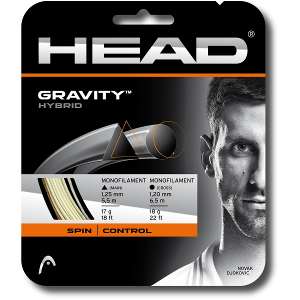 Head Gravity 17g Hybrid (Set)