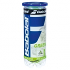Babolat Kids Stay and Play Green Tennis Ball (3 Ball Can) - Tennis Balls