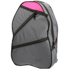 Maggie Mather Tennis Backpack (Grey) - Designer Tennis Bags