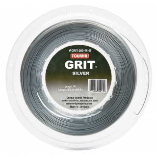 Tourna Grit 18g Tennis String (Reel)