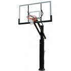 Grizzly Adjustable Basketball System, #1291247 - Basketball Skills Equipment