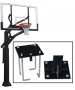 Grizzly Adjustable Basketball System 2, #1236163 - Basketball Skills Equipment