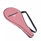 Ame & Lulu Clover Good Sport Junior Tennis Racquet Cover - Kids Tennis Bags - Tennis Backpacks for Girls and Boys