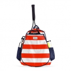 Ame & Lulu Game On Tennis Backpack (Sailor) - Women's Tennis Backpacks