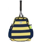 Ame & Lulu Game On Tennis Backpack (Happy) - Ame & Lulu Tennis Bags for Women