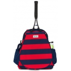 Ame & Lulu Game On Tennis Backpack (Anchor) - Ame & Lulu Tennis Bags for Women