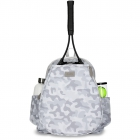 Ame & Lulu Game On Tennis Backpack (Grey/Camo) -