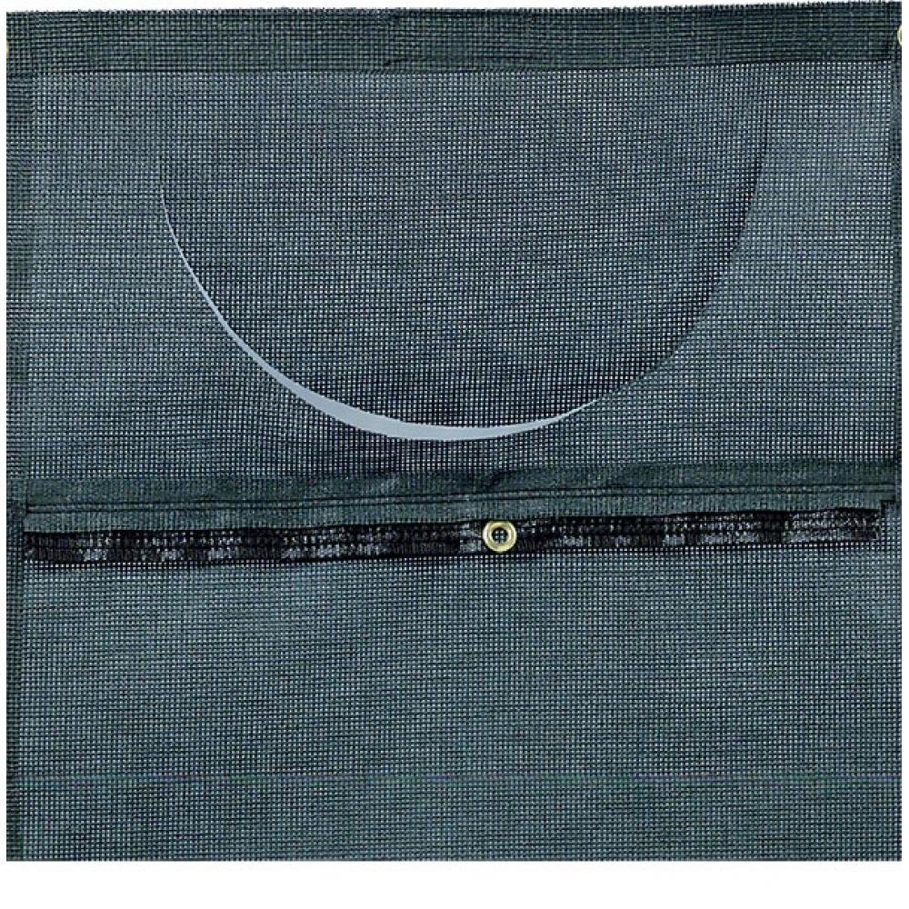 Half Moon Air Vent Die Cut Flap #112AV