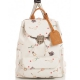 Court Couture Hampton Backpack (Monogram) - Court Couture