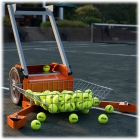 Har-Tru Ball Mower - Tennis Teaching Carts & Ball Mowers