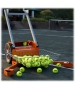 Har-Tru Ball Mower Basket - Tennis Teaching Carts & Ball Mowers